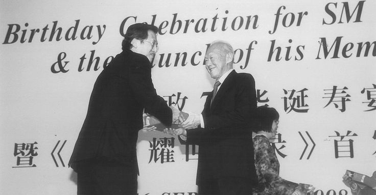 A tribute to Lee Kuan Yew - Hong Leong Group : http://www.hongleong.com.sg/wp-content/uploads/2015/03/Condolence-Letter-to-PM-Lee-Hsien-Loong.pdf