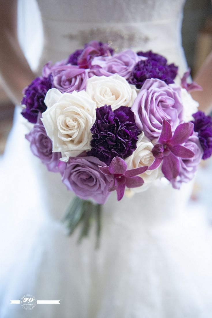 Happy #WeddingWednesday! Today's post features a beautiful combination of a Lace Dress & Purple & Cream Flowers! Taken whilst second shooting for lauren hannah photography back in July 2013.