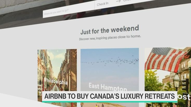 The home-sharing site is examining deals that would allow it to expand into a full-service travel company.