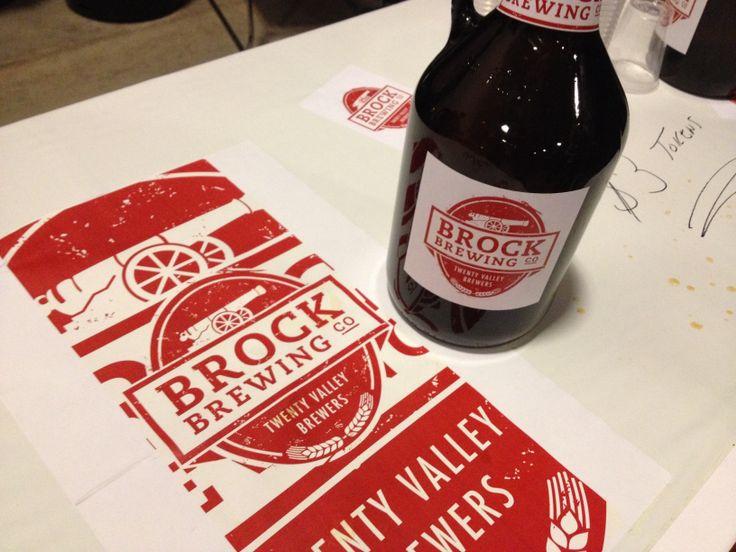 Niagara craft beer.