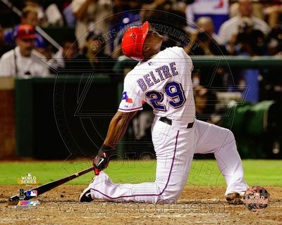 Texas Rangers - Adrian Beltre Photo