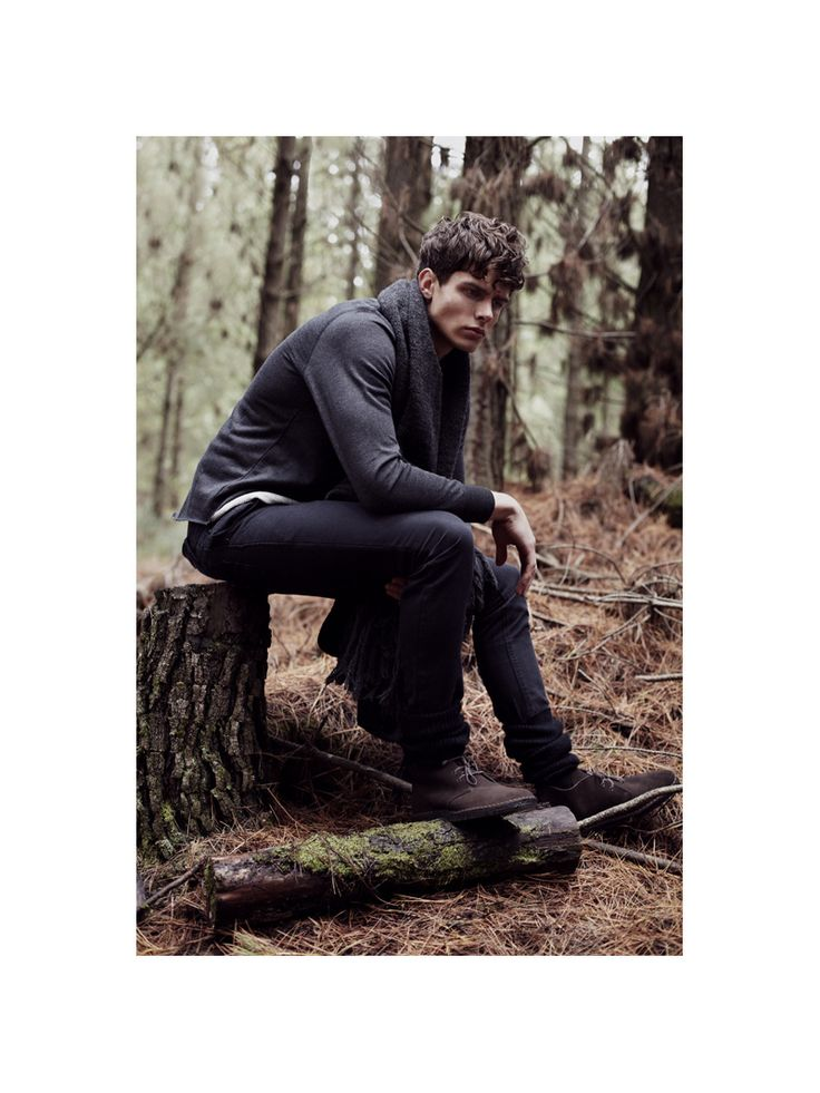 Tim in Within the Confines by Jared Beck for Fashionisto Exclusive
