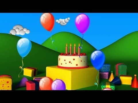 Birthday Songs | Happy Birthday Song |Happy Birthday To You - YouTube