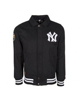 New Era Cotton Twill NY Yankees Jacket