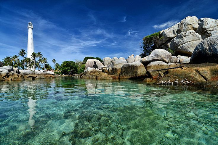 Waan jezelf een echte Robinson Crusoe op deze 5 onontdekte eilanden in Indonesiëmet parelwitte stranden,azuurblauwe zeeën en ongerepte duikspots.