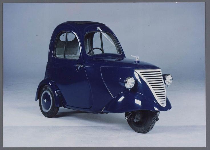1942 DAF de rijdende regenjas