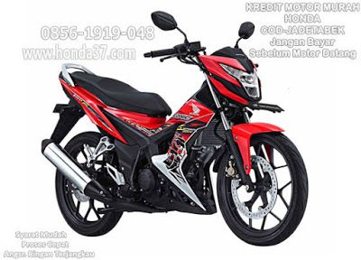 Warna dan Spesifikasi Honda Sonic 150R
