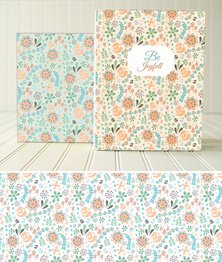 Flower power pattern design