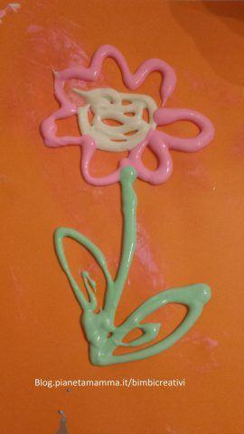 Pittura 3D fai da te - Puffy Paint DIY