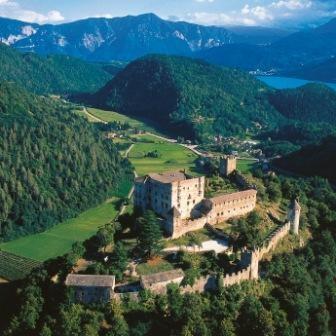 Castel Pergine, near Trentino, Italy