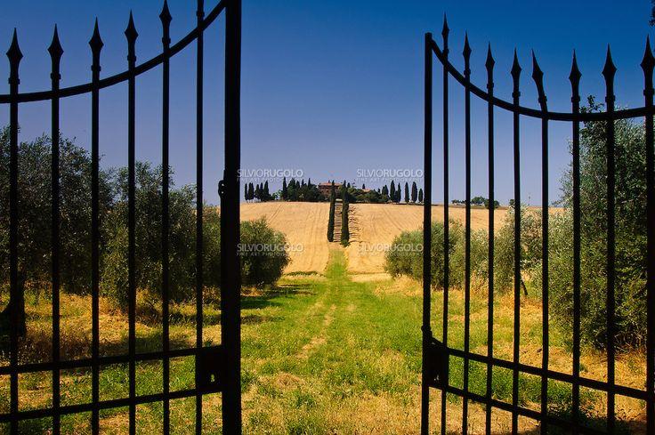 Gate to heaven | Silvio Rugolo Fine Art Photography