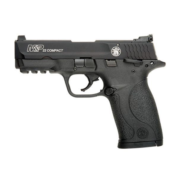 Pistola Smith&Wesson M&P 22 Compact - Preta