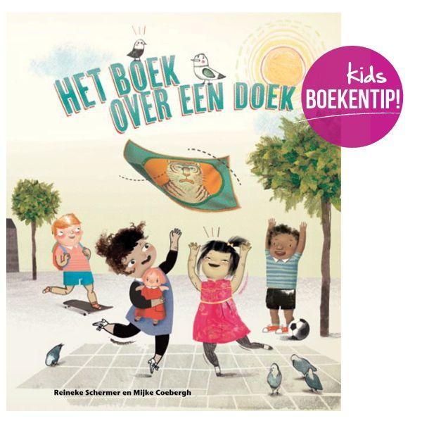 Het boek over een doek uitgeverij david en goliat kinderboeken moodkids pinterest david - Hang een doek ...