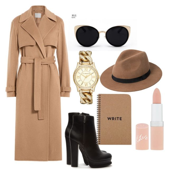 """""""Detective costume"""" by dopelilstylist12 ❤ liked on Polyvore featuring Jason Wu, Forever 21, Una-Home, Liz Claiborne, MANGO and Rimmel"""