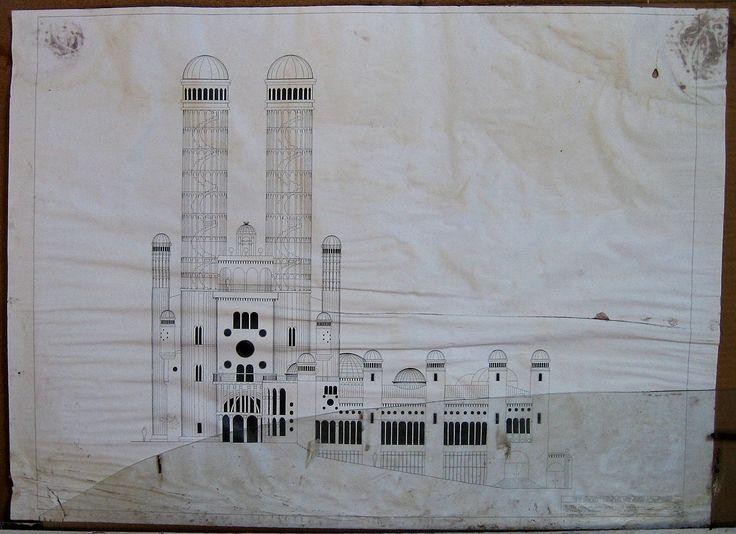 Plano-catedral-justo - Catedral de Justo - Wikipedia, la enciclopedia libre