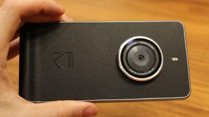 Terbaru! Kodak Keluarkan Smartphone Khusus Bagi Para Fotografer Profesional, Cek Harganya!