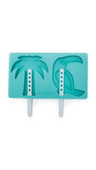 SunnyLife Tropical Popsicle Molds