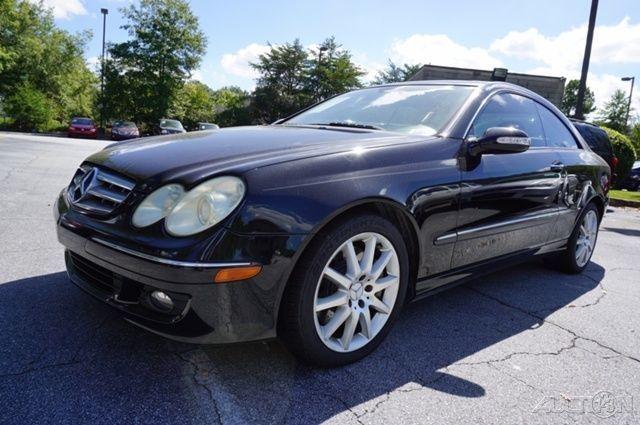 2007 Mercedes-Benz CLK-Class CLK350 Morrow GA    Eric Nelson  Call/Text 706-908-8237