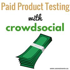 Image result for paid product testing