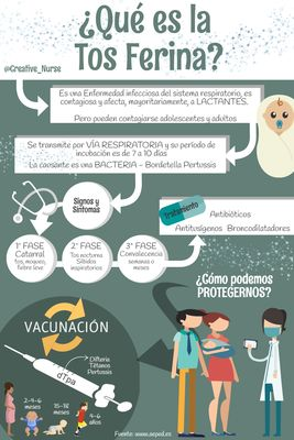 Infografías - Patologías, síndromes, infecciones...