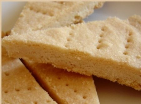 Real Deal Irish Shortbread Cookies Recipe