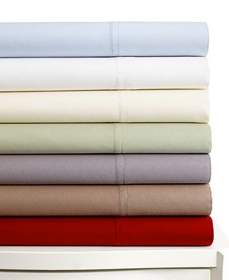 Westport Bedding, 1000 Thread Count Egyptian Cotton Sheet Sets - Sheets - Bed & Bath - Macy's...ivory; king