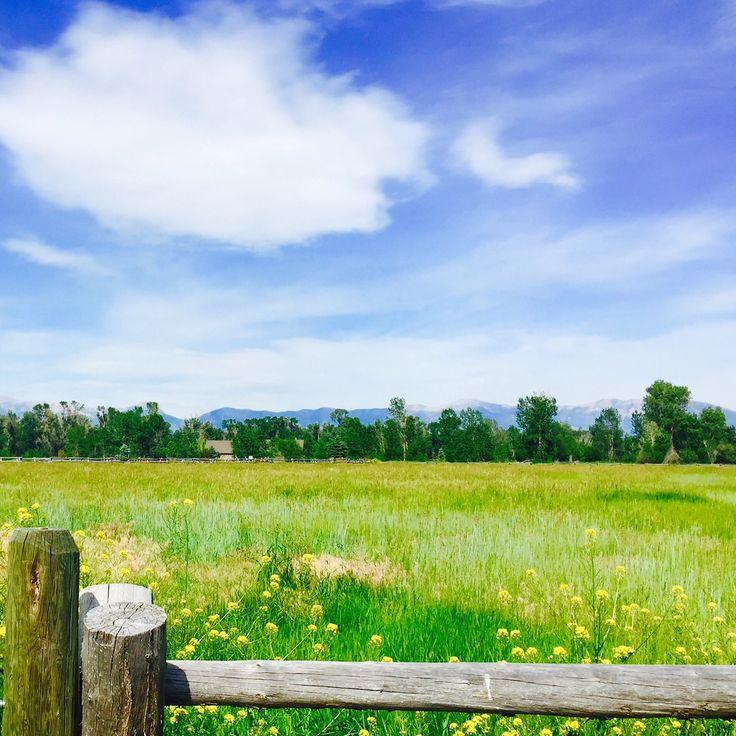 #Bozeman #Montana #Landscape #Farm and #Ranch #bigsky #bluesky # - 24 Best Mill Creek Ranch Near Big Sky In Ennis, Montana Images On