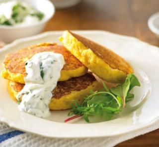 Super-Sweet Corn Fritters