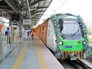 Mumbai Metro One Private Limited ties up with Google Maps :http://gktomorrow.com/2017/06/05/mumbai-metro-google-maps/