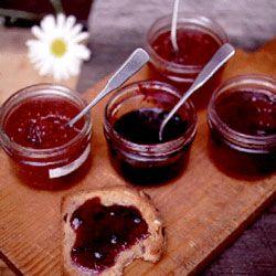 Wild Berry Jam Recipe - Saveur.com  #summer #berries #wfmwinavitamix