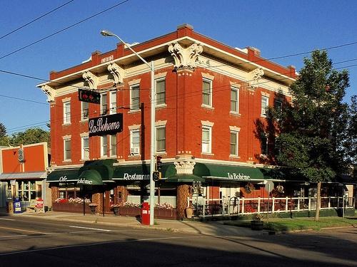 La Boheme Cafe Edmonton