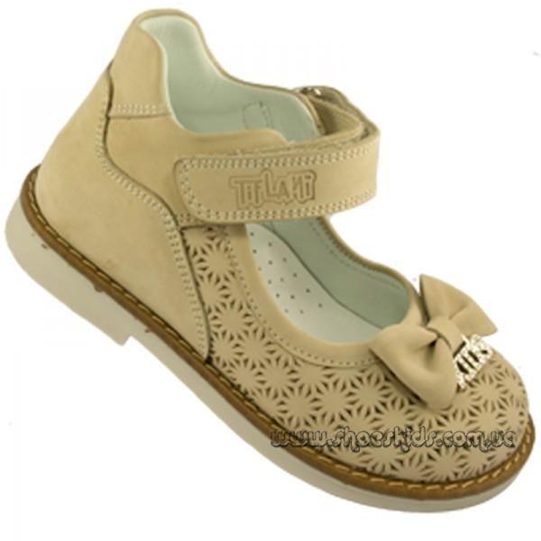 Детские туфли для девочки ортопедические