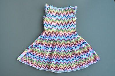 emma en mona: zomerjurk naaien: uitgebreide tutorial