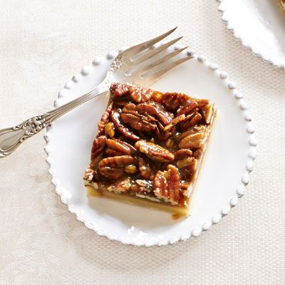 Pecan Squares by Barefoot Contessa