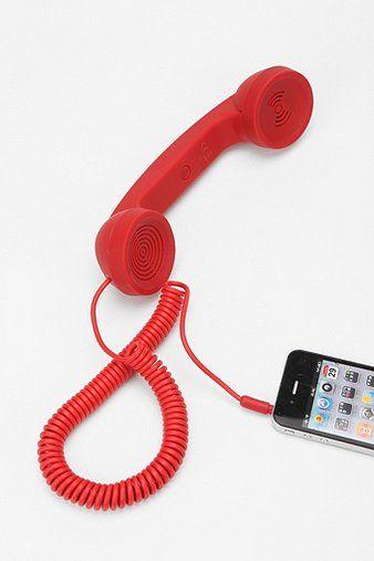 YAAA LO QUIERO! Native Union Pop Phone Handset