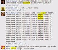 Verosimilmente Vero: RIFORMA SCUOLA VS GOVERNO RENZI: IL PREMIER ATTACC...