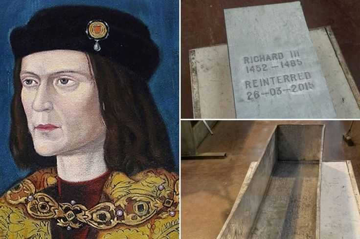 Richard III: Man who will seal king's lead-lined coffin speaks about 'proud moment' ahead of royal reburial - Mirror Online