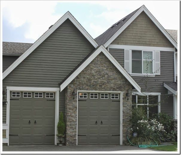 17 Best Images About Garage Doors On Pinterest Canada