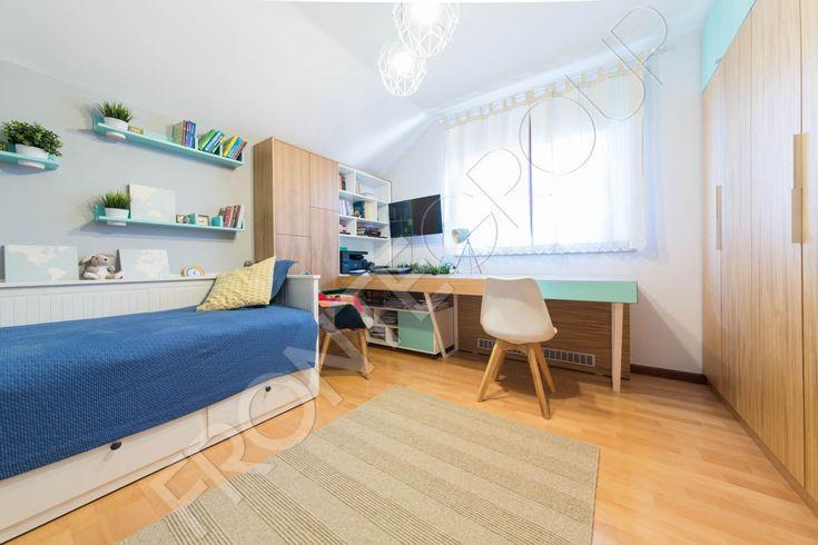 #kids #room #interiordesign #colors #madetomeasure #furniture #frontedesign