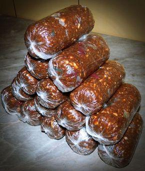 Reteta culinara Desert salam de biscuiti din categoria Dulciuri. Cum sa faci Desert salam de biscuiti