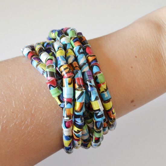 Duck tape beads are so simple to make for fun jewelry making projects. Full tutorial for is great for kids and adults alike.