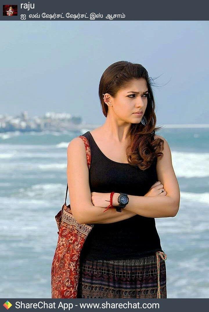 Pin by Vivek on nayanthara in 2019   Nayanthara hairstyle, Actresses