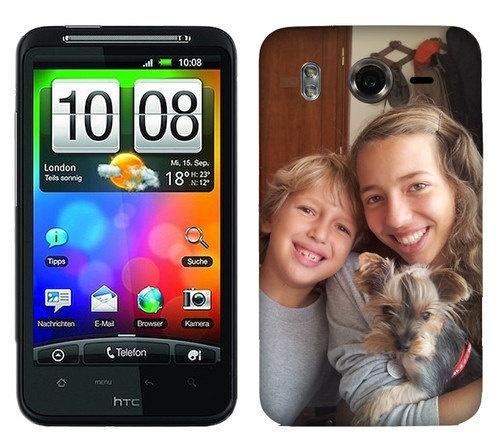 Personalised HTC Desire HD G10 Case / Cover by Smartprintshop, €9.99