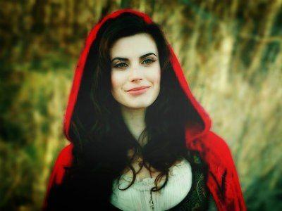 Меган Ори\Красная Шапочка/Руби | Once Upon a Time_В некотором царстве