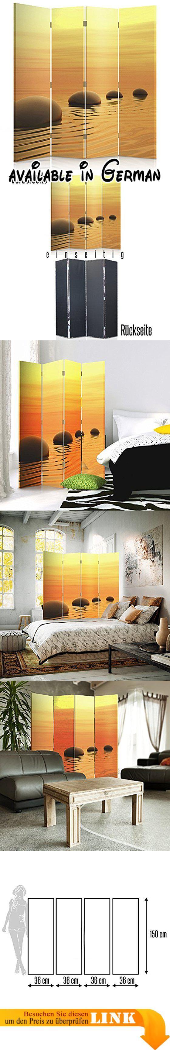 B06X3SYBH4 Feeby Frames Raumteiler Gedruckten auf Canvas Leinwand Wandschirme dekorative Trennwand Paravent einseitig 4
