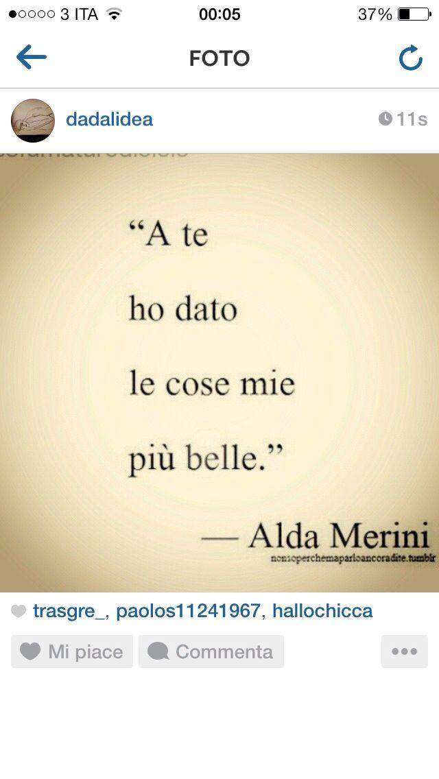 Alda Merini ❤️