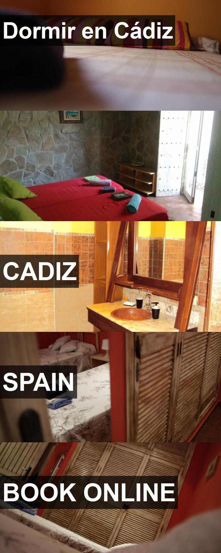 Hotel Dormir en Cádiz in Cadiz, Spain. For more information, photos, reviews and best prices please follow the link. #Spain #Cadiz #travel #vacation #hotel