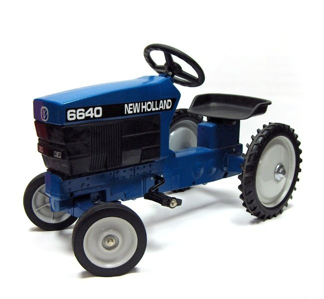 New Holland Tractor Pedals : Best images about tractor pedal cars on pinterest