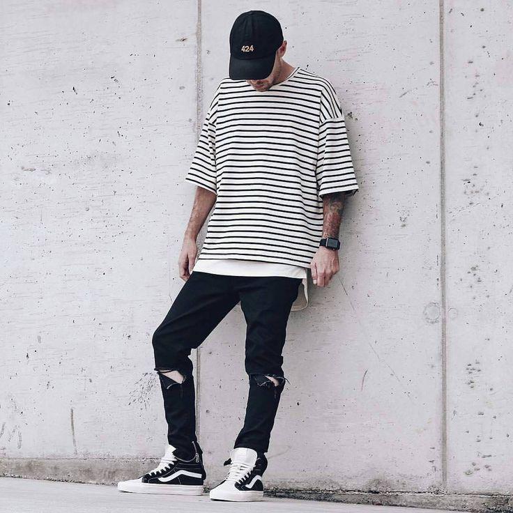 Best 25+ Streetwear Men ideas on Pinterest | Urban street wear Urban street fashion and Summer ...