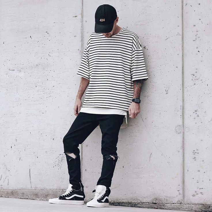 25 Best Ideas About Streetwear Men On Pinterest Ripped